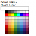 SIMPLE COLOR PICKER