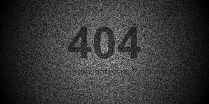 HTML CSS 404 PAGE TEMPLATES