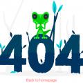 404 FROG