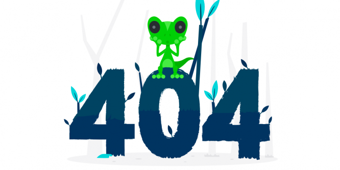 404 FROG