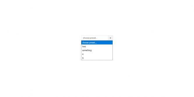CUSTOM SELECT BOX CSS STYLE PLUGIN