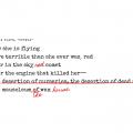 HTML DEL & INS: STINGS