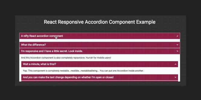 REACT-RESPONSIVE-ACCORDION
