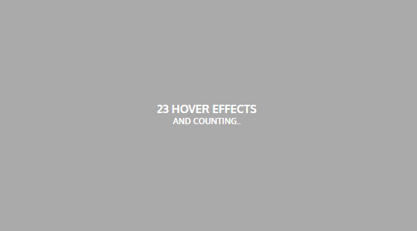HOVEREFFECTS.CSS