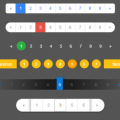 6 PURE CSS PAGINATION