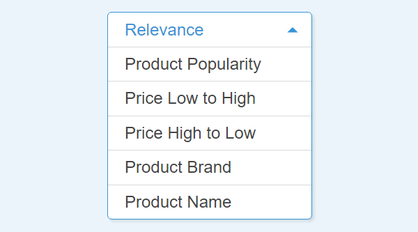 PRETTY SELECT DROPDOWN