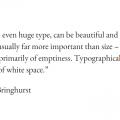 CSS TYPOGRAPHY QUOTE