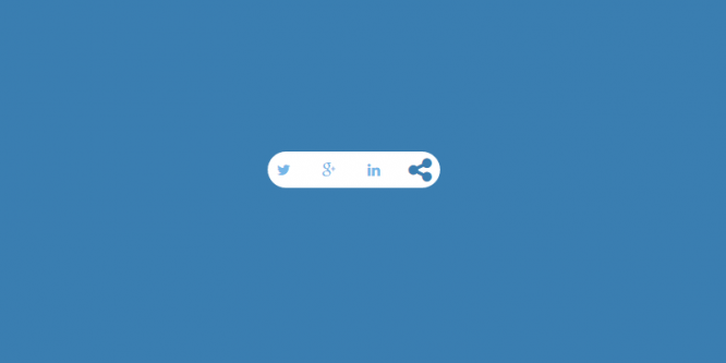 ANIMATED SHARE BUTTON