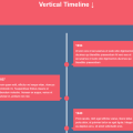 VERTICAL TIMELINE WITH CSS
