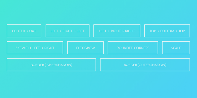 BUTTON HOVER STATES