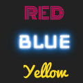 TYPOGRAPHY TEXT NEON