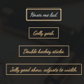 FANCY BUTTON MENU