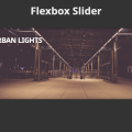 FLEXBOX SLIDER