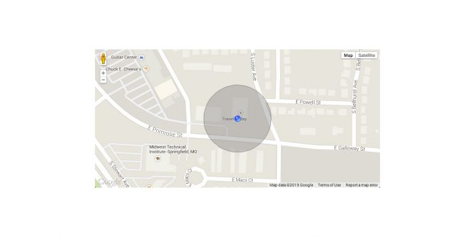 GEOLOCATION MARKER FOR GOOGLE MAPS API V3
