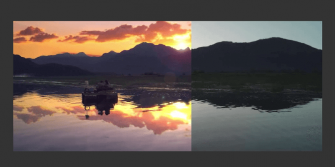 HTML5 VIDEO BEFORE-AND-AFTER COMPARISON SLIDER
