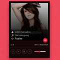 MATERIAL MUSIC PLAYER