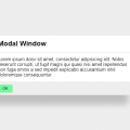 MOVE MODAL IN ON PATH