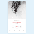 MUSIC PLAYER UI DESIGN