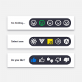 PURE CSS-SVG RADIO SELECTOR BUTTONS
