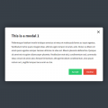 SUPER SIMPLE EASY MODAL