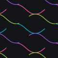SVG AND CSS SQUIGGLY PATTERN