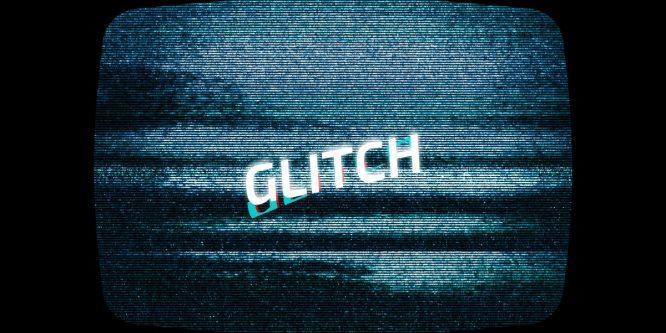 CSS GLITCH TEXT