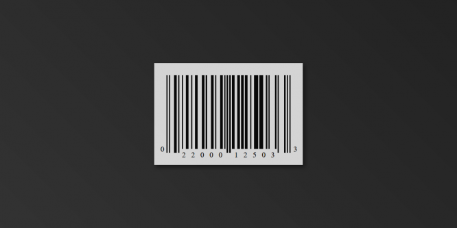 CSS-ONLY 12-DIGIT UPC-A BARCODE GENERATOR