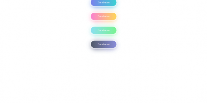 GRADIENT BUTTON SHADOWS