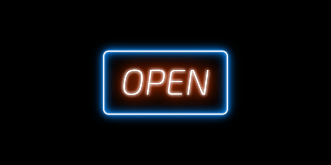 FLICKERING NEON SIGN EFFECT USING CSS TEXT & BOX SHADOW