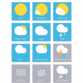 GOOGLE NOW – WEATHER ICONS