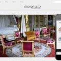 Interior Deco Web And Mobile Website Template
