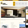 New Real Estate Web template and Mobile website template