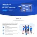 NewBiz – Bootstrap Corporate Business Template