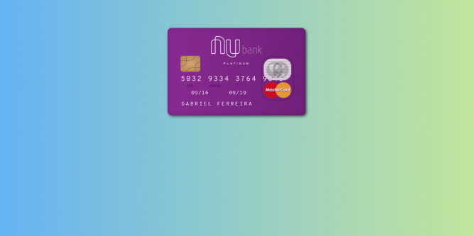 NUBANK CREDIT CARD