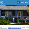 Spaniso Constructions web and mobile template