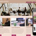 Templatoo web template and Mobile website for corporate companies