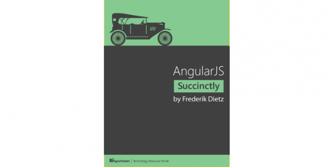 ANGULARJS SUCCINCTLY