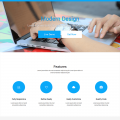 Bikin – Free Simple Landing Page Template