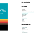 HTML CANVAS DEEP DIVE. A TRAVELOGUE