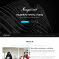 Imperial – Free Onepage Bootstrap Theme
