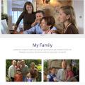 Me & Family – MultiPurpose HTML Bootstrap Template