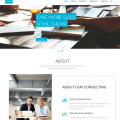 MyBiz Free Business Bootstrap Theme