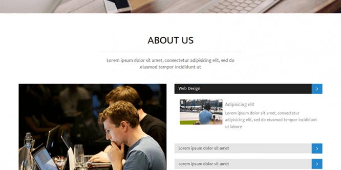 OnePage – Multipurpose Bootstrap Theme