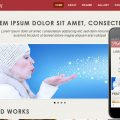 Photo Vision web and mobile website template