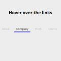 HOW TO BUILD A SHIFTING UNDERLINE HOVER EFFECT WITH CSS AND JAVASCRIPT