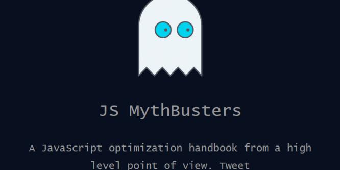 JS MYTHBUSTERS