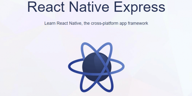REACT NATIVE EXPRESS