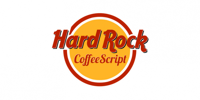 HARD ROCK COFFEESCRIPT