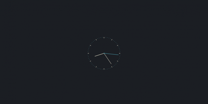 CSS Clocks | WebArtDeveloper