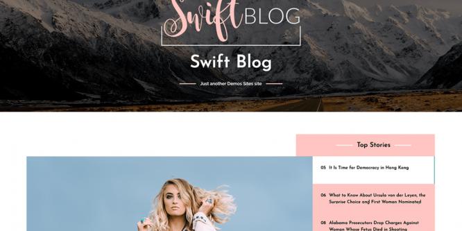 Swift Blog